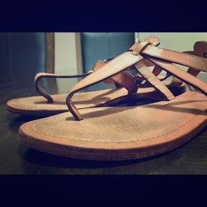 Frye Rachel T sandal size 10